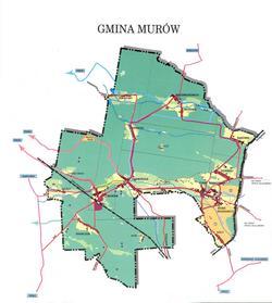 mapa gm.